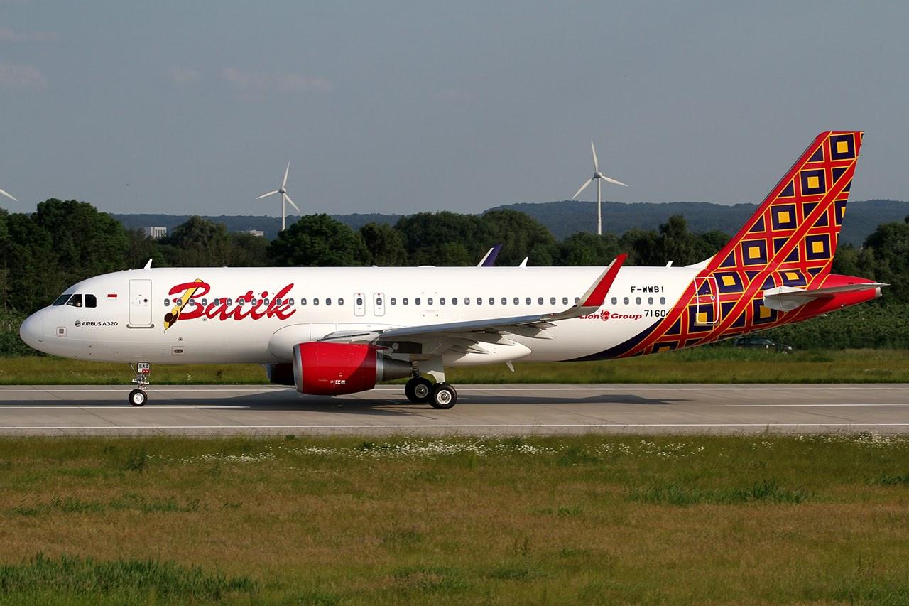 Airbus hamburg finkenwerder news a320 214sl batik air f wwbi pk a320 214sl batik air f wwbi pk laz msn 7160 stopboris Choice Image