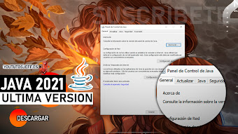 Descargar Java Ultima Version 2021 - 32 y 64 BITS