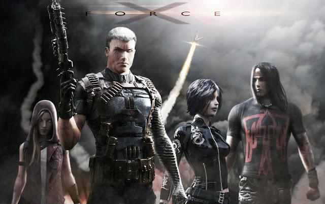 X-Force, la película