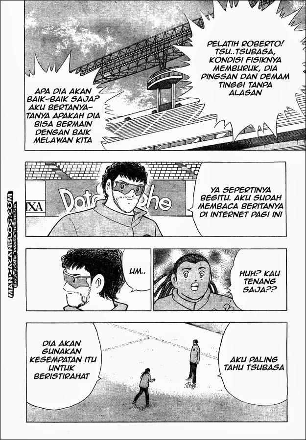 Captain Tsubasa – Rising Sun Chapter 09-14