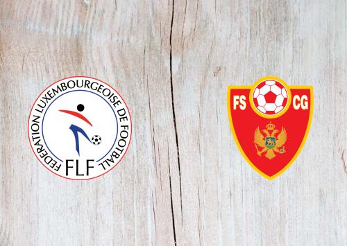 Luxembourg vs Montenegro -Highlights 08 September 2020