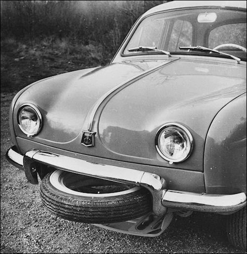 Renault Gordini: Car Style Critic: The Renault Dauphine: A Semi-Success