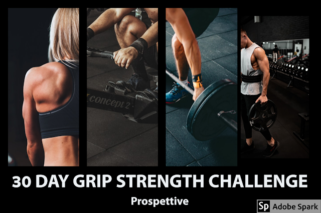 Imrpove Your Grip in 30 Days with this challenge