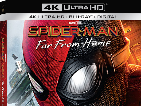 Spider-Man: Far From Home Review and Cupcakes!