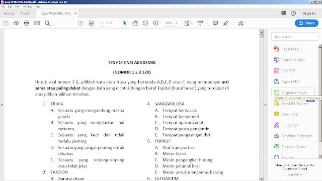 5 Langkah Cara Menggabungkan File PDF