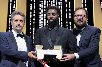 Bacurau premiado em Cannes