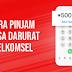Cara Pinjam Pulsa Darurat Telkomsel