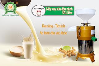 Máy làm sữa đậu nành không cần lọc