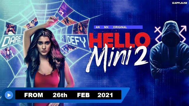 Hello Mini 2021 S 2 Hindi 720p WEBRip x264 AAC ESub GOPI SAHI