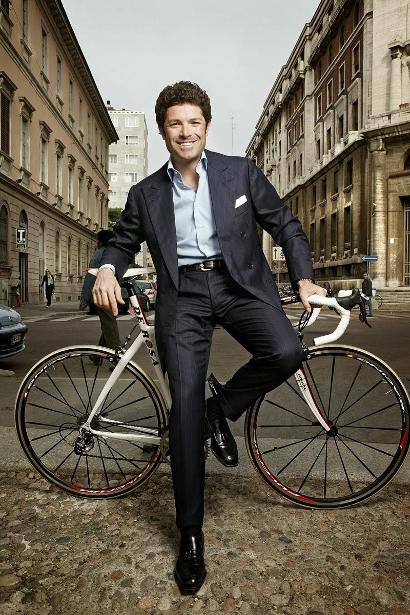 matteo marzotto cool chic style  dress italian