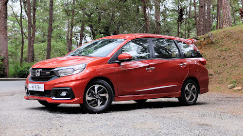 Get The Honda Mobilio Rs For Just P 965k This Month Carguide Ph Philippine Car News Car Reviews Car Prices