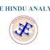 Hindu Editorial Analysis : Twin Balance Sheet | Insolvency and Bankruptcy Code