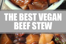 The Best Vegan Beef Stew