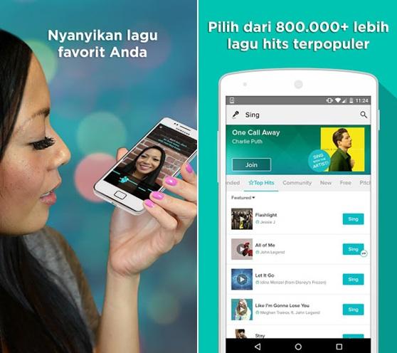 Top 10 Aplikasi Karaoke Android Terbaik Offline Online