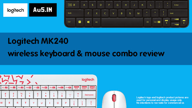 Logitech MK240 Wireless Keyboard and Mouse Combo Review