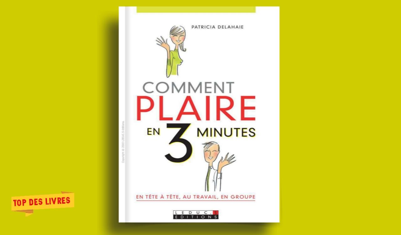Télécharger : Comment plaire en 3 minutes en pdf