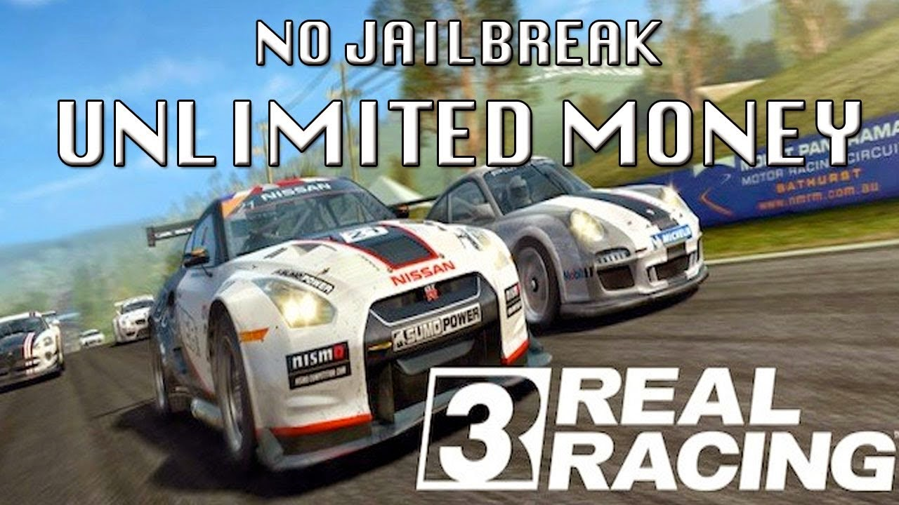 Cheat Real Raceing 3 Mod unlimited money unlock all car