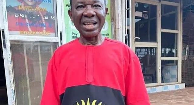 Film veteran Chiwetalu Agu delivered by Nigeria Army