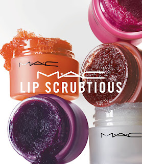 LIP SCRUBTIOUS MAC