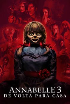 Annabelle 3: De Volta Para Casa Torrent – HDRip 720p/1080p Dual Áudio<