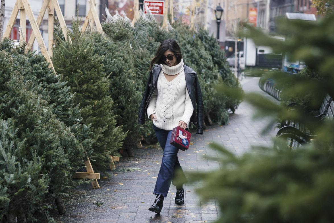 Porady stylisty: Zimowy spacer * 20 ciepłych i bardzo stylowych looków z płaszczami i kurtkami
