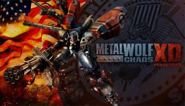 Metal Wolf Chaos XD — america is in danger: Vice President Richard Hawke and his robotic squads have launched a full-blown revolution, and only President Michael Wilson can defend the country.