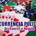 Após denuncia Policiamento encontra arma de fogo e munições em casa de jogos de azar em Tupanatinga. Confira o boletim completo
