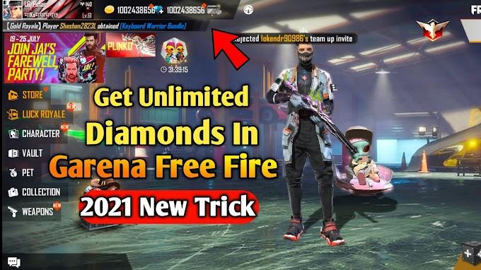 Free Fire Game Me Free Diamonds Aur Dj Alok Kaise Le? Get Free Diamonds 💎 In Free Fire 2021