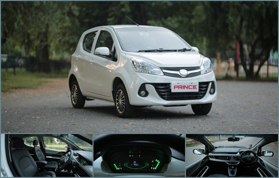 Prince Pearl Rex7 800cc Car Price Specs Interior And