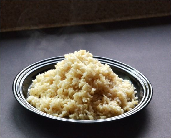 GM Diet Day Five - Brown Rice