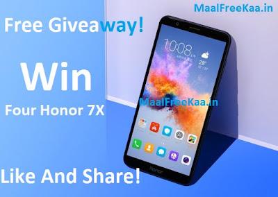 Free Honor 7X