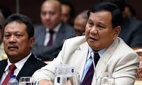 Prabowo Akui Dapat Tugas Berat dari Jokowi, Apa Itu?