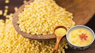 Thành phần dinh dưỡng của hạt kê