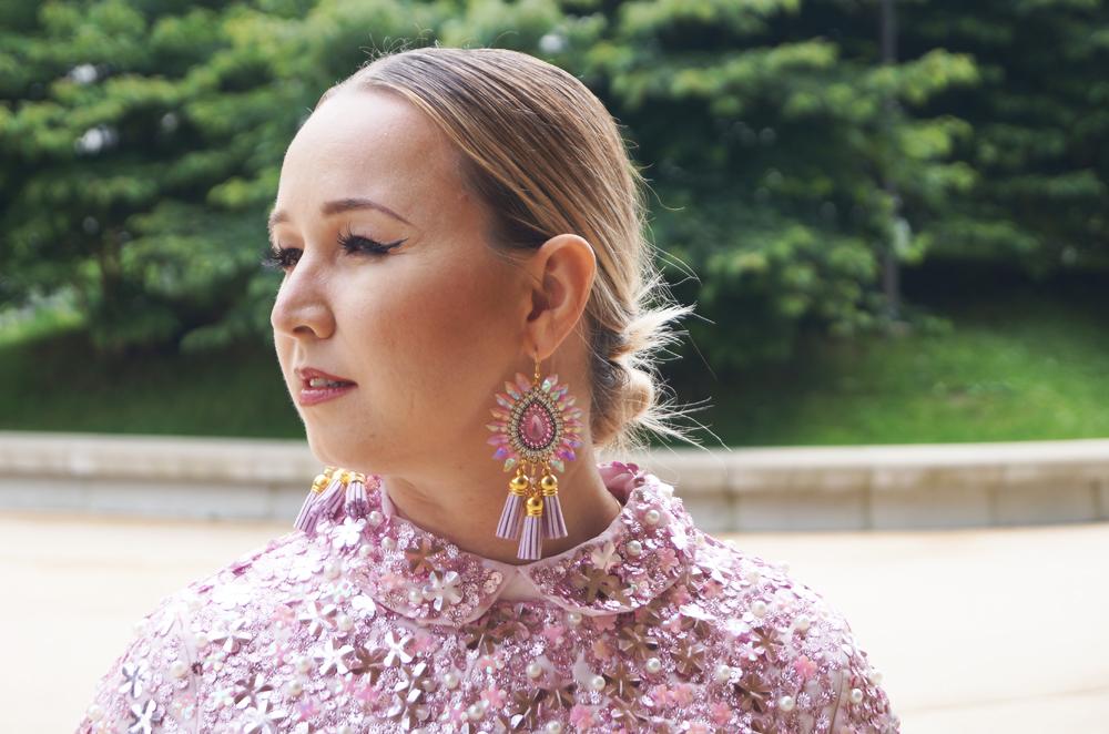 elisha fox earrings