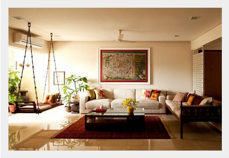 & Bijayya Home Interior Design: BlueKrit