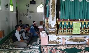 Makam Syeikh Abdullah Selomanik (Kalilembu)