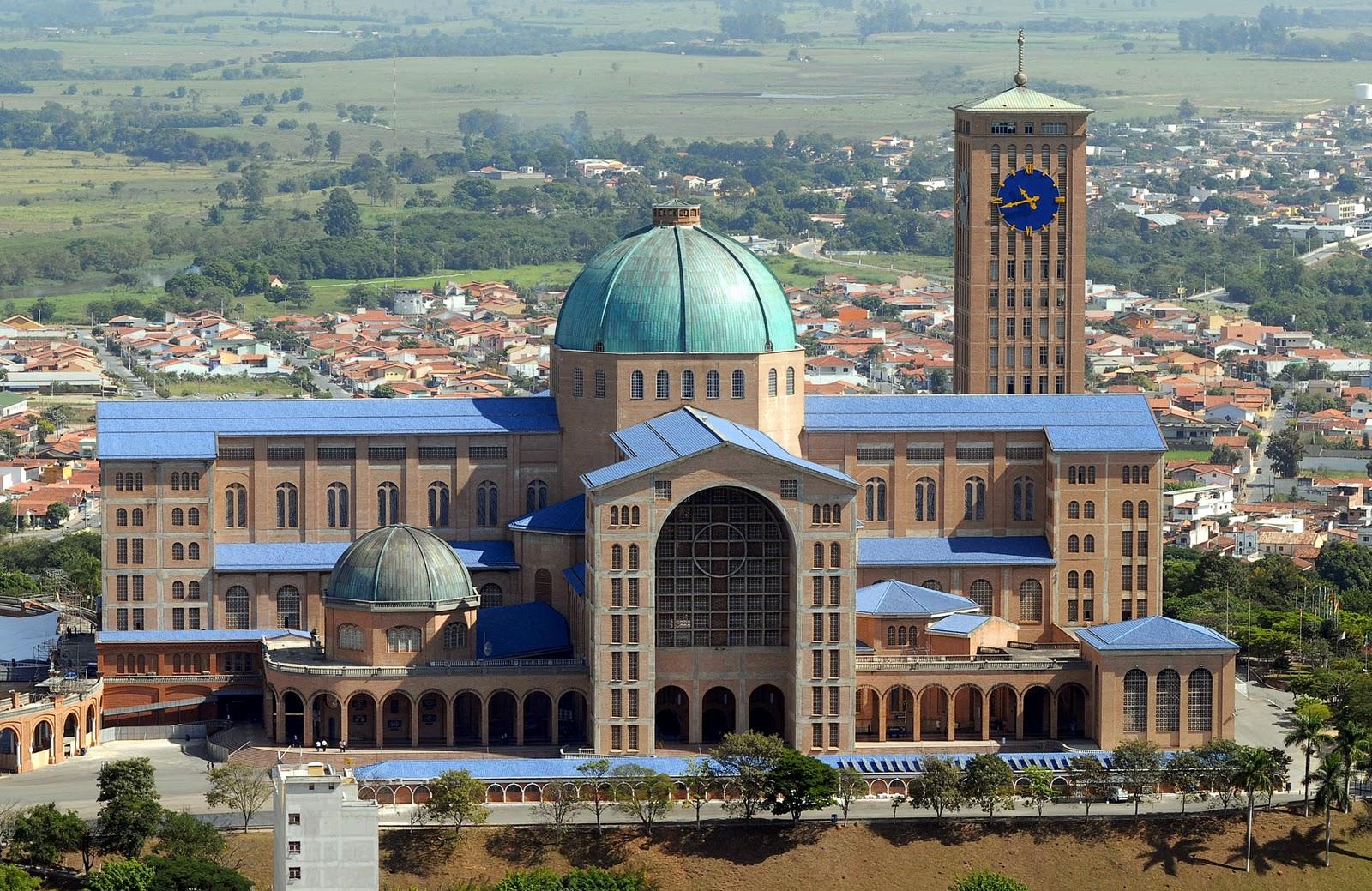 Aparecida 2019 Best Of Aparecida Brazil Tourism: Top 10 Largest Churches Of The World