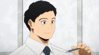 ヒロアカ   警察 塚内直正 Tsukauchi Naomasa   Police Force   僕のヒーローアカデミア アニメ   My Hero Academia   Hello Anime !