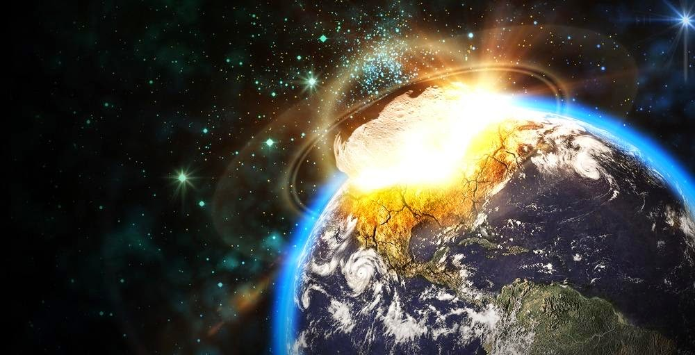 terrestrial collision alongside basis occurred or together with hence the fourth dimension that dinosaurs became extinct Doubt Cast on Global Firestorm Generated past times Dino-killing Asteroid