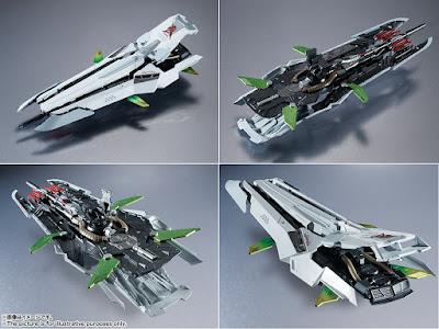 Metal Structure RX-93 v GUNDAM de Tamashii Nations