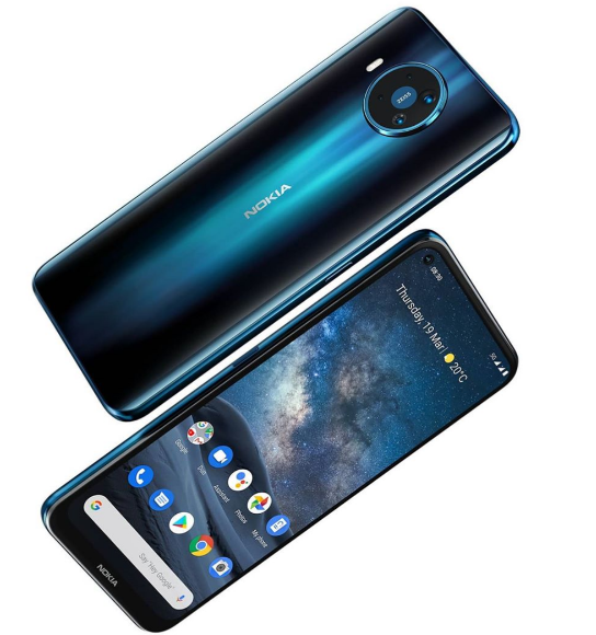 Ini Dia Harga Dan Spesifikasi Nokia 8.3 5G