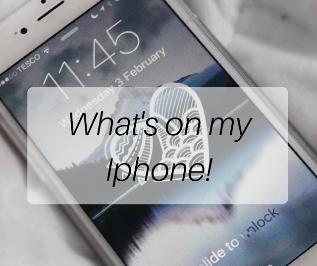 What's On My Iphone!