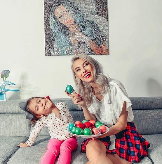 """Scandal de proporții între Andreea Bălan și George Burcea. Artista a fost jignită de soțul ei chiar de Paște: """"Vreau un tată exemplar, nu de care să-mi fie teamă!"""""""