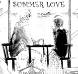 Summer Love Manga