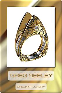 ♦Greg Neeley Jewelry #jewelry #gregneeley #brilliantluxury