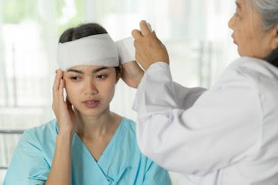 Lesiones en la cabeza