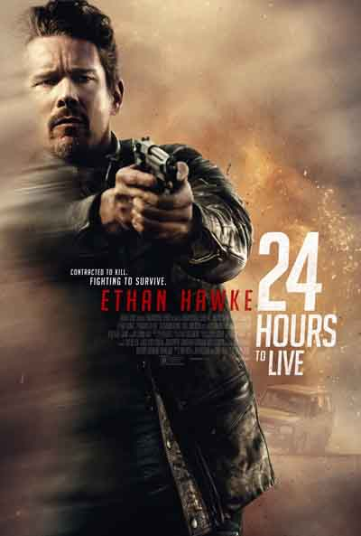 24 Hours to Live 2017 480p 300MB BRRip