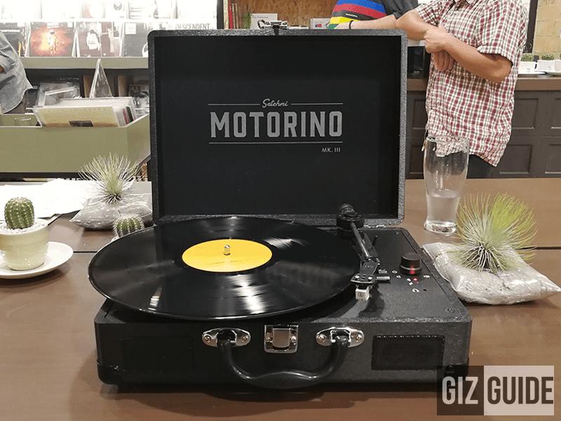 Motorino Mk. III