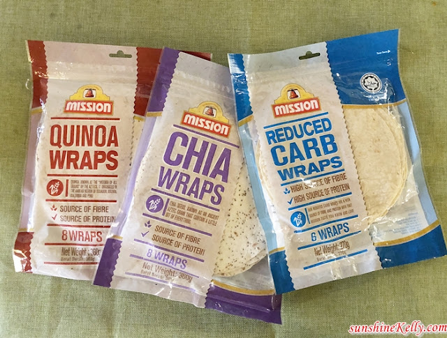 Mission Foods, Breakfast of Champions, Mission Reduced Carb Wrap, Mission Quinoa Wrap, Mission Chia Wrap, Mission Wrap, Food, Healthy Breakfast, Healthy Diet