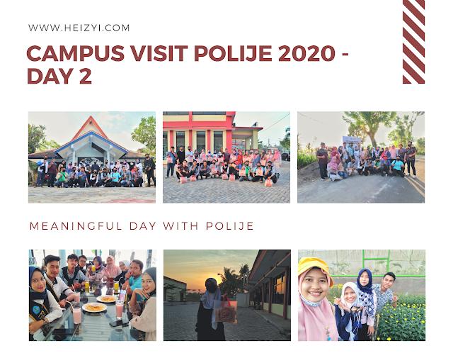 Campus Visit Polije 2020